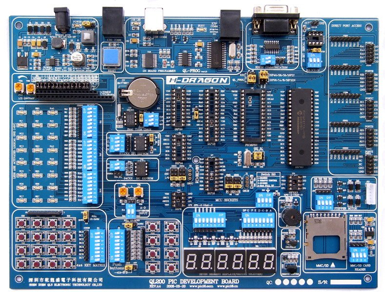 QL200 development board