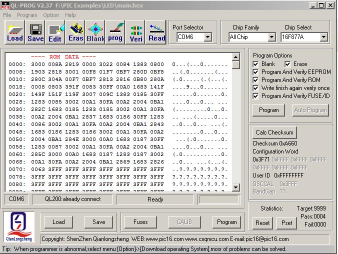 QL -programmer
