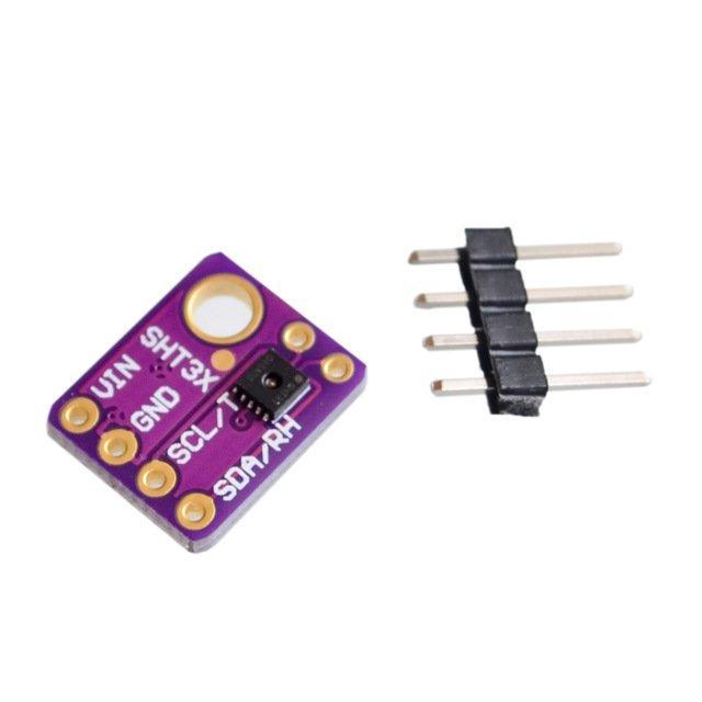 B4r And Arduino Sht31 Sensor Example Get Micros