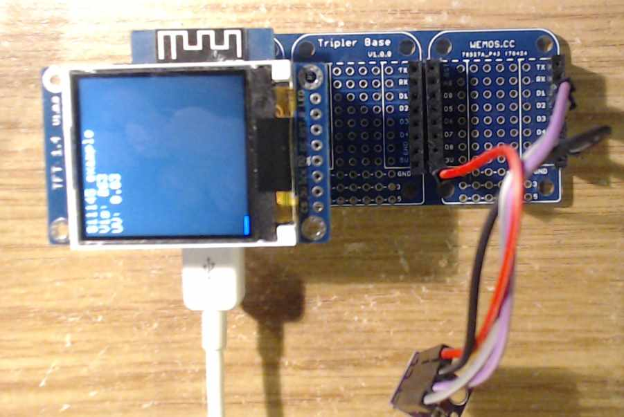 Si1145 UV detector ESP8266 project | Get micros